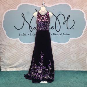 Velvet Ellie Wilde Prom Dress
